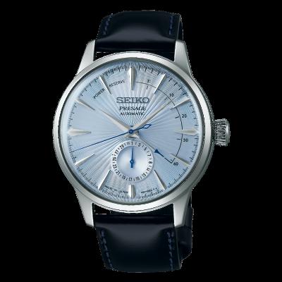 Seiko Presage Automatic light blue dial date display SSA343J1