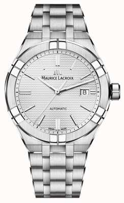Maurice Lacroix Aikon Automatic Stainless Steel Watch AI6008-SS002-130-1