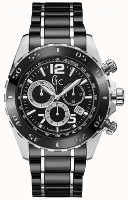 Gc Mens Sportracer Chronograph Watch Y02015G2