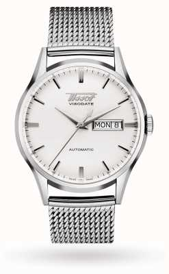 Tissot Heritage Visodate Automatic Stainless Steel Watch T0194301103100