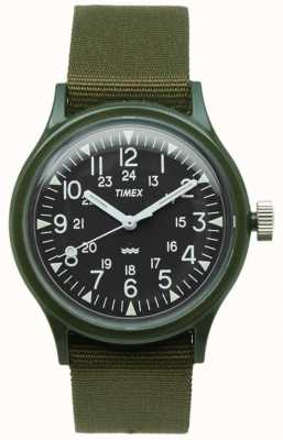 Timex Womens Mk1 36mm Nylon Strap Watch TW2P88400