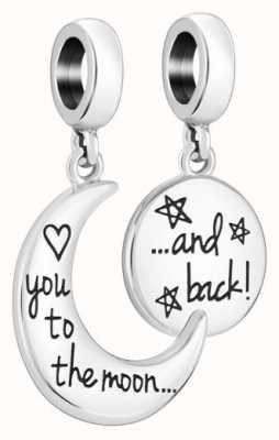 Chamilia To The Moon And Back Charm And Box Set 2025-2449