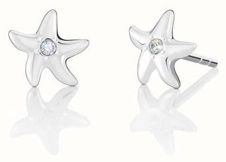 Chamilia Petite Light Sapphire Starfish Earrings 1311-0136