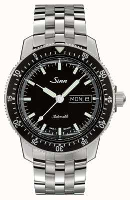 Sinn 104 St Sa I Classic Pilot Watch Stainless Steel Bracelet 104.010-BM104F0104A FINE LINK BRACELET