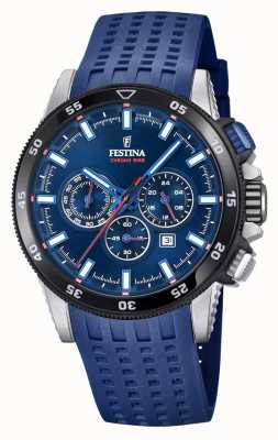 Festina 2018 Chronobike Watch Rubber Strap F20353/3