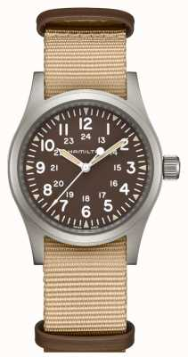 Hamilton Khaki Field Mechanical NATO Strap H69439901