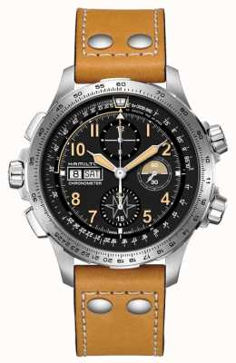 Hamilton Limited Edition Khaki Aviation X-Wind Auto Chronograph H77796535