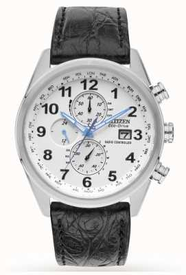 Citizen Limited Edition Radio Controlled World Chrono Leather Strap AT8038-08A
