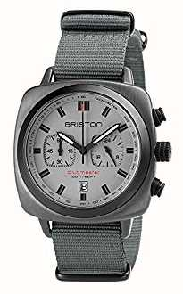 Briston Clubmaster Sport NATO Strap Grey 18142.SPG.SP.12.NG