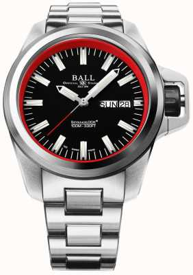 Ball Watch Company Limited Edition DEVGRU Engineer Hydrocarbon NM3200C-SJ-BKRD