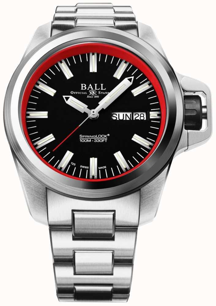 Ball Watch Company NM3200C-SJ-BKRD
