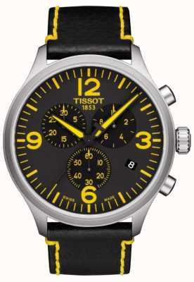 Tissot Chrono XL Classic Tour De France Edition T1166171605701