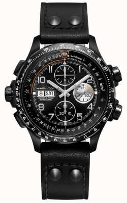 Hamilton | Khaki Avaiation | X-Wind | Automatic Chronometer | H77736733