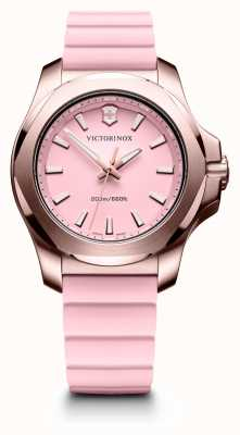 Victorinox Swiss Army Womens I.N.O.X Watch Pink 241807