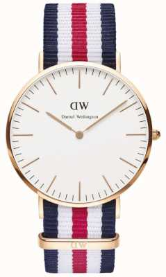 Daniel Wellington Mens Canterbury Watch DW00100002