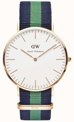 Daniel Wellington Mens Classic Warwick Watch DW00100005