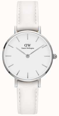 Daniel Wellington Ladies Petite Bondi White Watch DW00100250