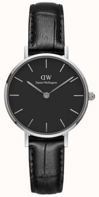Daniel Wellington Ladies Classic Petite Black Reading Watch DW00100235