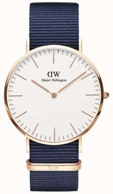 Daniel Wellington Unisex Classic Bayswater Watch DW00100275