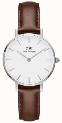 Daniel Wellington Ladies Classic Petite St Mawes Silver Watch DW00100243