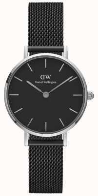 Daniel Wellington Ladies Classic Petite Ashfield Watch Silver Case DW00100246