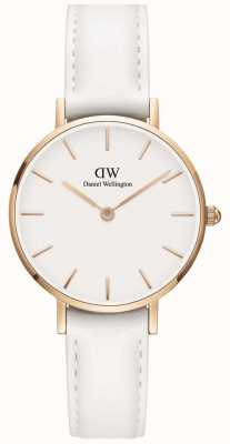 Daniel Wellington Ladies Classic Petite Bondi White Watch DW00100249
