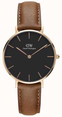 Daniel Wellington Classic Durham Unisex Rose Gold Watch DW00100166