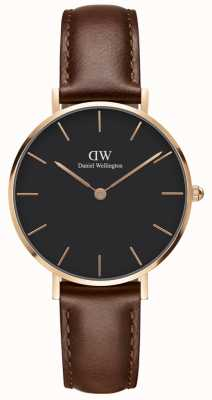 Daniel Wellington Classic St Mawes Unisex Rose Gold Watch DW00100169
