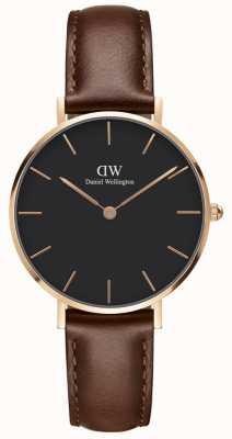 Daniel Wellington Classic St Mawes Unisex Rose Gold Watch DW00100169