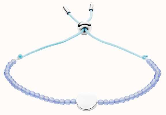 Fossil Womens Blue Bracelet JF02979040