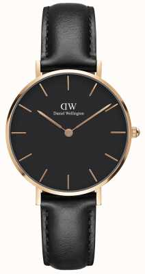 Daniel Wellington Classic Sheffield Unisex Rose Gold Watch DW00100168