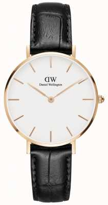 Daniel Wellington Classic Reading Unisex Watch Rose Gold Case DW00100173