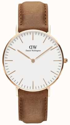 Daniel Wellington Mens Classic Durham Watch DW00100111