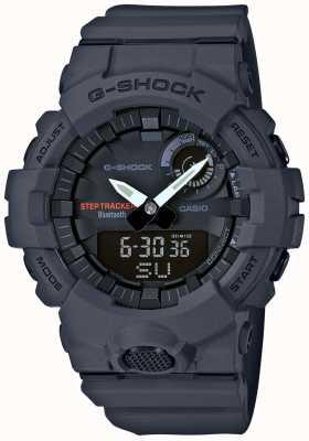 Casio G-Squad Black/Yellow Digital Bluetooth Step Tracker GBD-800-8AER