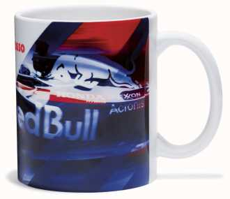Casio Toro Rosso Limited Edition Mug Free Gift with Purchase CASIO-TR-MUG