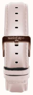 Weird Ape Nude Leather 16mm Strap Rose Gold Buckle ST01-000034