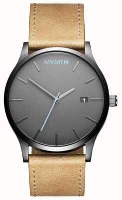 MVMT Mens Classic Sandstone MM01-GML