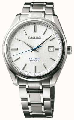 Seiko Mens EX-DISPLAY Limited Edition Presage Day Date Automatic SJE073J1-EX-DISPLAY