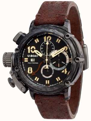 U-Boat Mens Limited Edition Chimera 48 Carbonio 7177