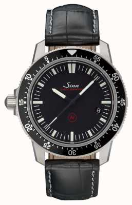 Sinn EZM 3F Alligator Embossed Leather 703.010 EMBOSSED LEATHER