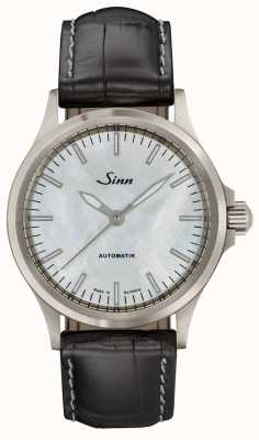 Sinn 556 I Mother Of Pearl W Black Alligator 556.0102 BLACK ALLIGATOR