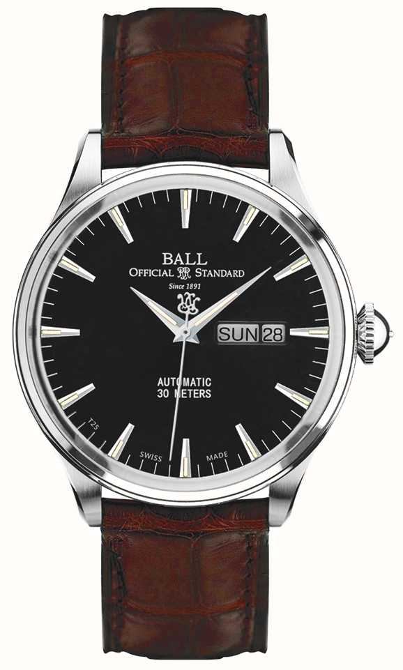 Ball Watch Company NM2080D-LJ-BK