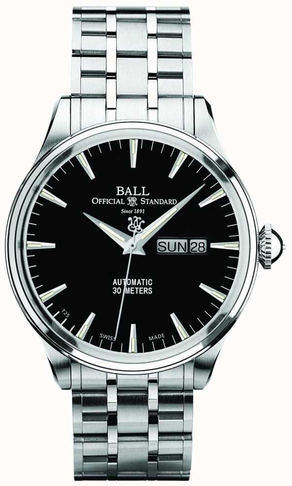 Ball Watch Company NM2080D-SJ-BK
