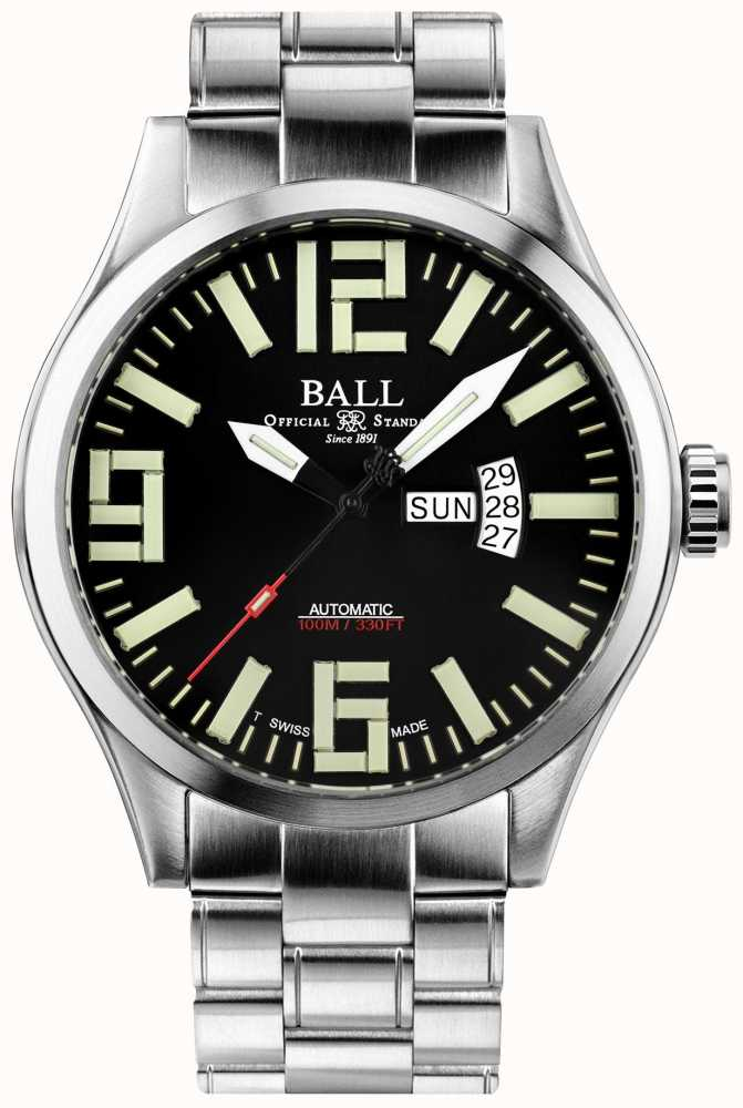 Ball Watch Company NM1080C-S14A-BK