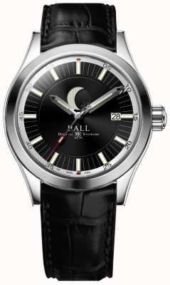 Ball Watch Company Engineer II Moon Phase Date Display Black Dial NM2282C-LLJ-BK