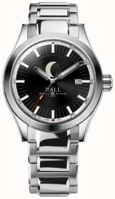 Ball Watch Company Engineer II Moon Phase Date Display Stainless Steel Bracelet NM2282C-SJ-BK