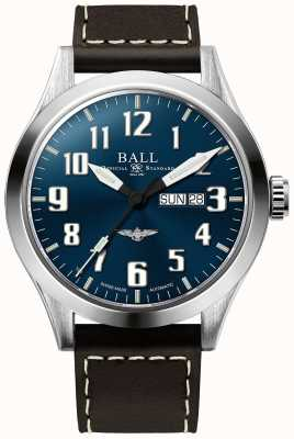 Ball Watch Company Engineer III Silver Star Blue Dial Day & Date Display NM2180C-L2J-BE
