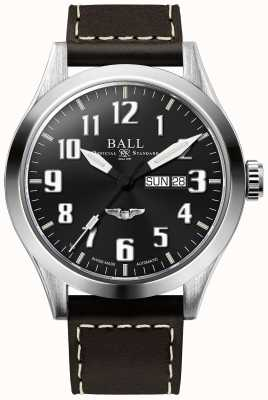 Ball Watch Company Engineer III Silver Star Black Dial Day & Date Display NM2180C-L3J-BK