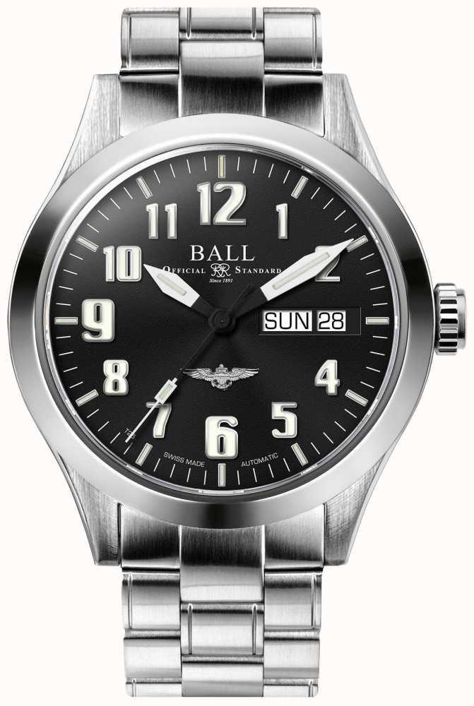 Ball Watch Company NM2182C-S2J-BK