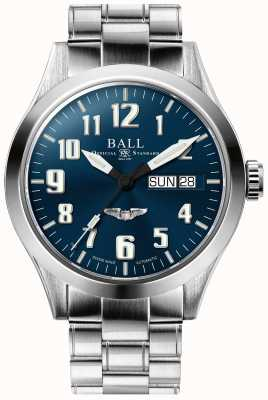 Ball Watch Company Engineer III Silver Star Blue Dial Stainless Steel Bracelet NM2182C-S3J-BE